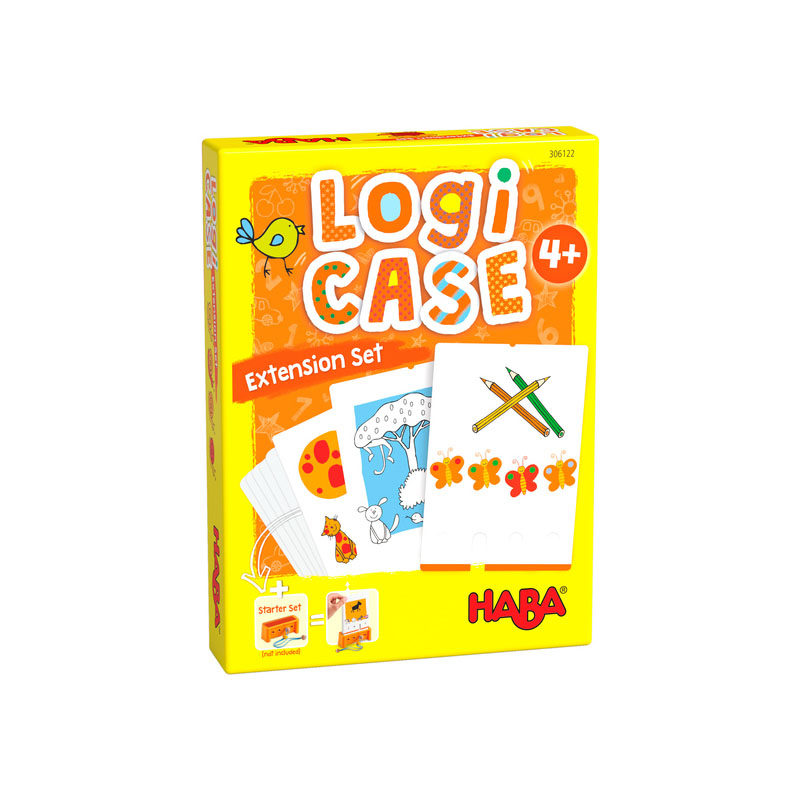 LogiCASE Extension – Animaux