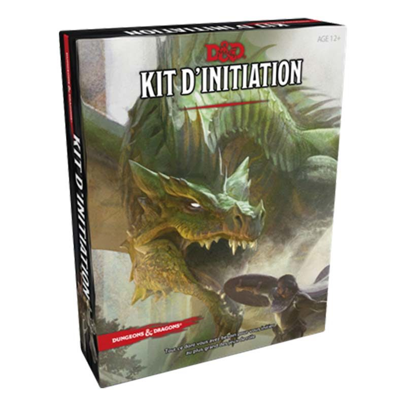 Dungeons & Dragons Boite d'initiation
