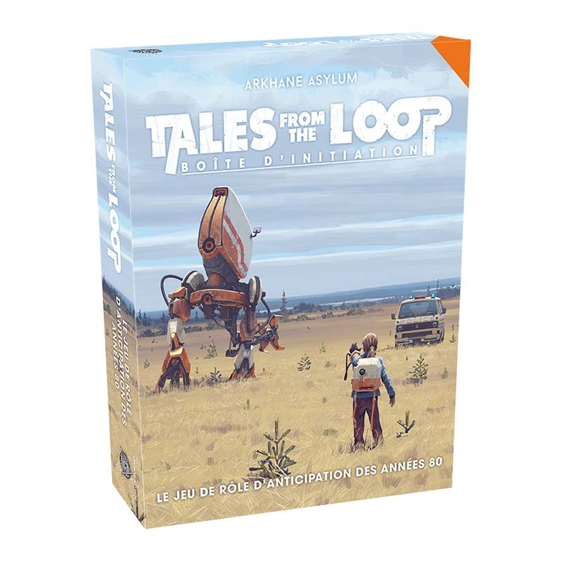 Tales From The Loop Boite d'initiation